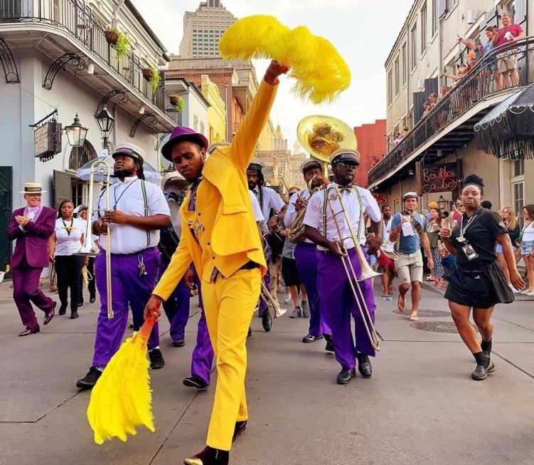 this weekend in new orleans
