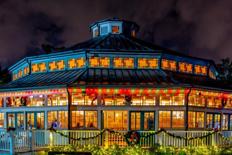 weekend in New Orleans: celebration in Oaks